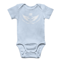 Load image into Gallery viewer, FSC Skulls Classic Baby Onesie Bodysuit