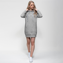Load image into Gallery viewer, FSC Skulls Premium Adult Hoodie Dress