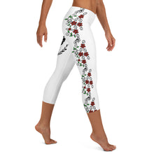 Load image into Gallery viewer, Team FSC Sugarskulls Capri Leggings