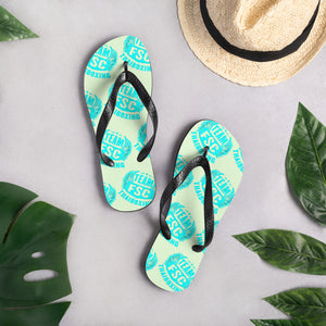 Tropical Teep Team FSC Flip-Flops