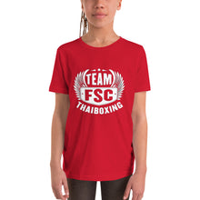 Load image into Gallery viewer, Team FSC Junior Warriors T shirt