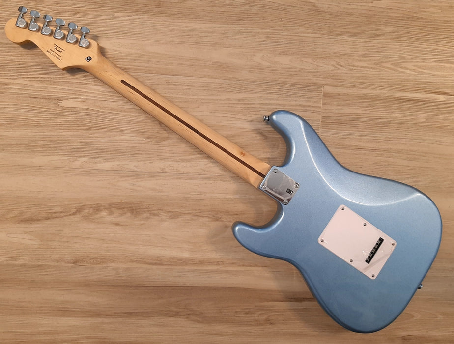 2019 Fender Squier Stratocaster Lake Placid Metallic Blue w/ Gigbag (NEW)