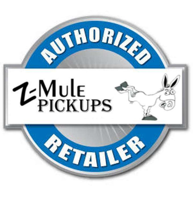 Z-Mule® 6 In-Line Left hand tuner for Fender & Strat style guitars tuning Chrome