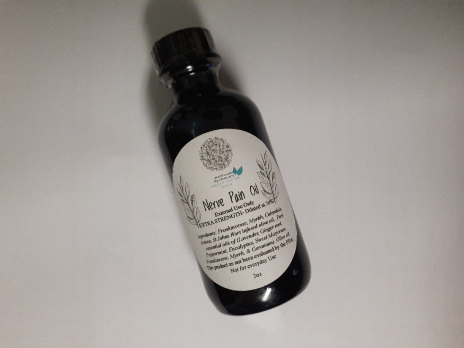 Nerve pain Oil (PRE-ORDER READY 10/27/20