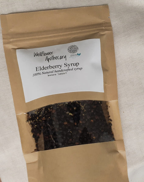 Elderberry Kit-  (Ready Made Syrup Option available)