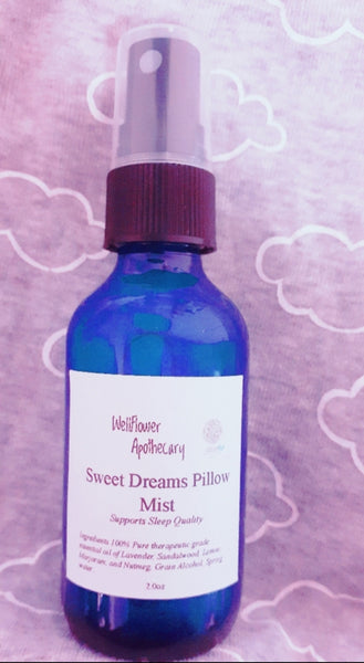 Sweet Dreams Pillow Mist (Promotes better quality sleep)