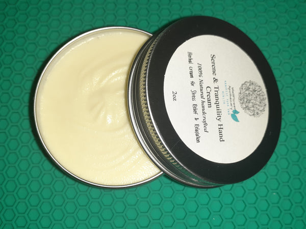 Stress Relief Aromatherapy Herbal Buttercream- Unisex