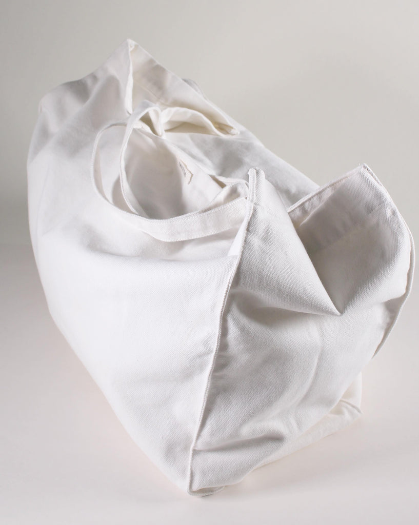Tote Cotton Bag, white