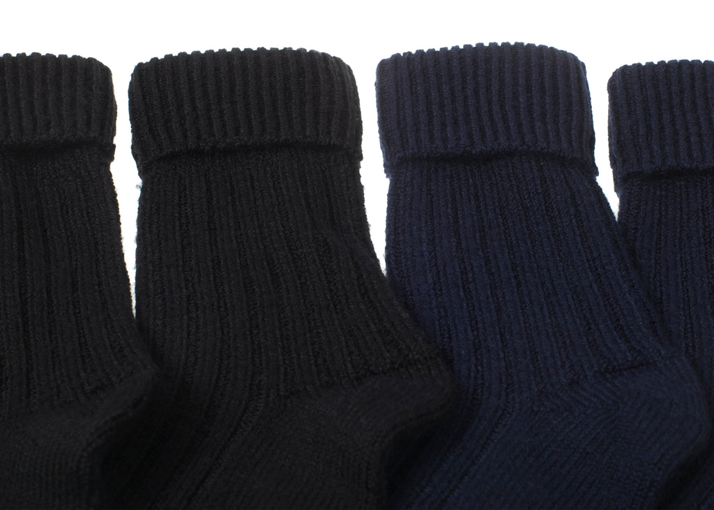 Socks Wool Black
