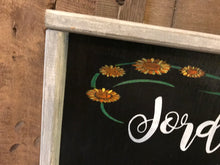 Load image into Gallery viewer, Rustic Personalized Sign
