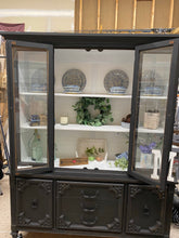 Load image into Gallery viewer, Refinished China Cabinet