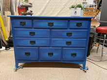 Load image into Gallery viewer, Chalk Paint Blended Dresser