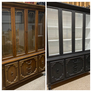 Refinished China Cabinet