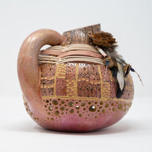 Load image into Gallery viewer, Urceum Vessel with Cedar Rose Head