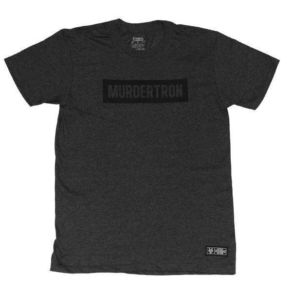 BRICK LOGO charcoal heather