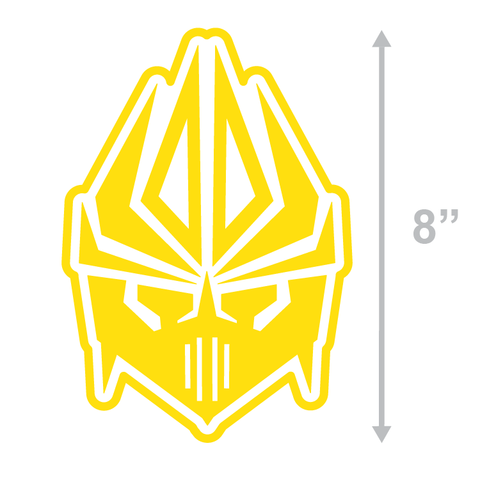 FACE LOGO - YELLOW