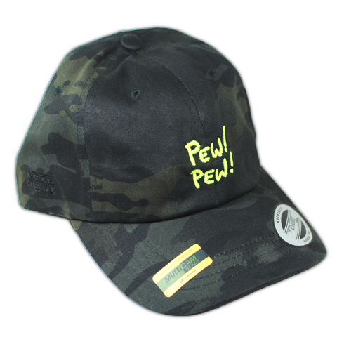 PEW PEW - MULTICAM DAD