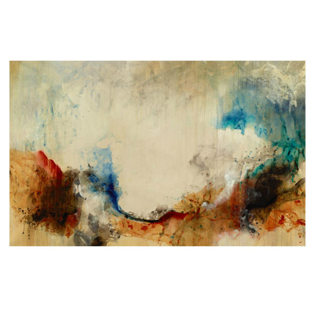 Above and Below Giclee