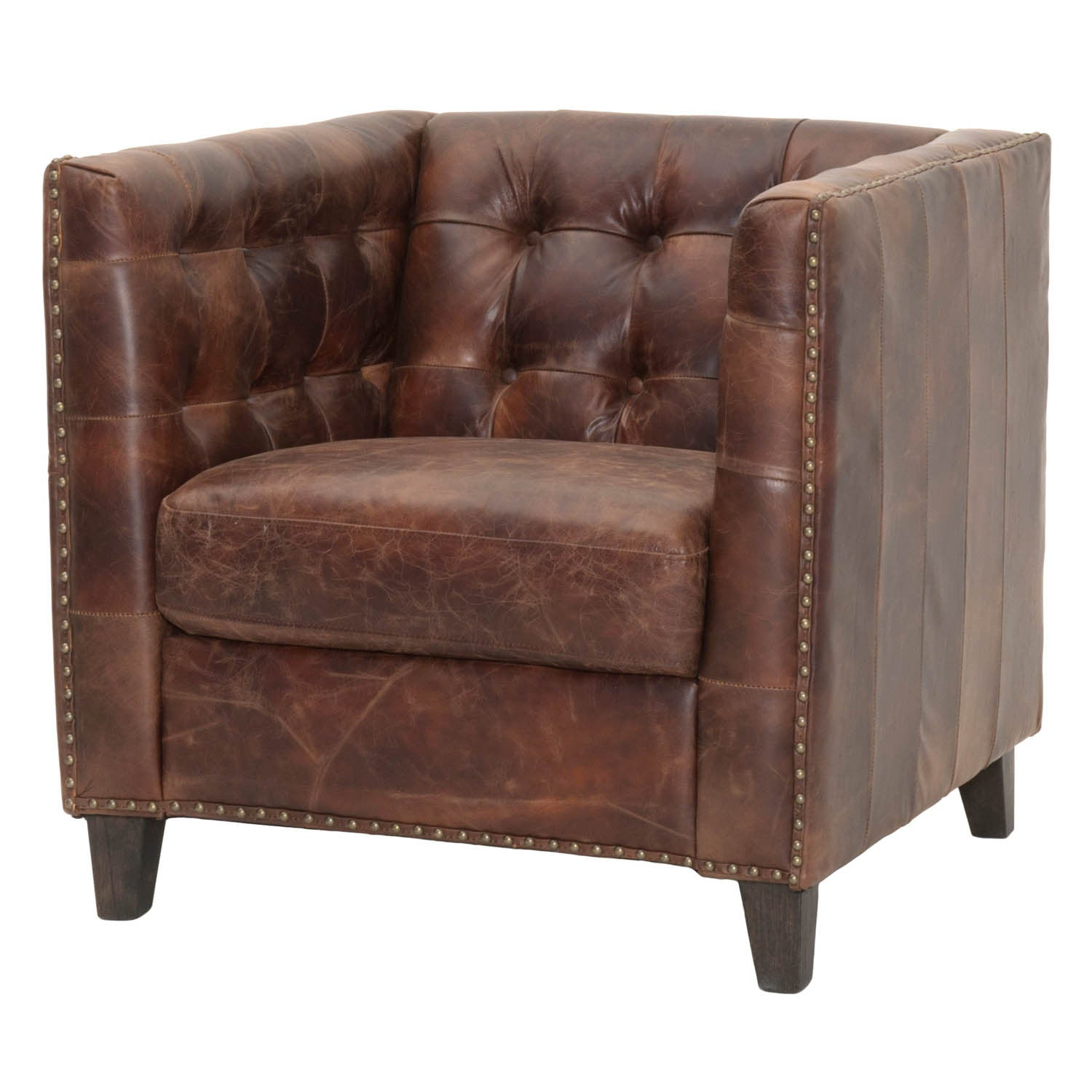 Good Ritchey Cigar Sofa Chair