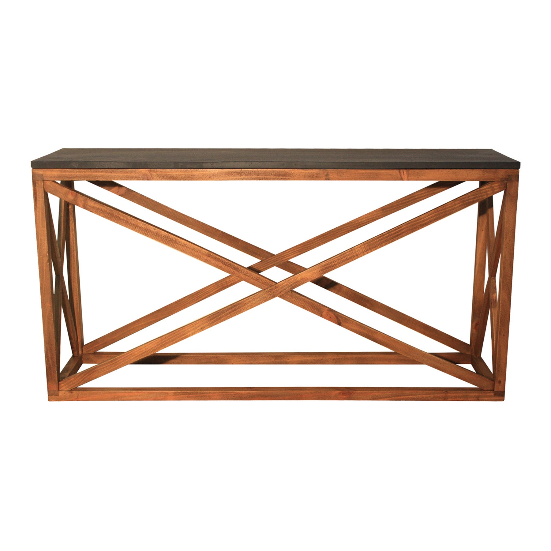 Stone top console table san luis obispo furniture store stone top console table geotapseo Gallery