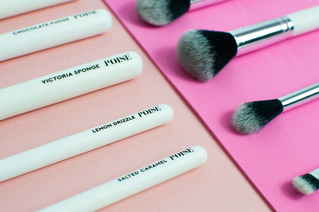 #1 MakeUp Blending Brush Guide