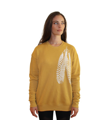 FEATHER Full Length Crew Neck-Wholesale