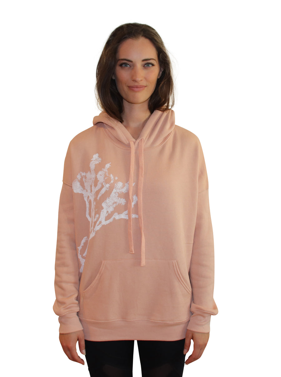 JOSHUA TREE PRINT Full Length Hoodie