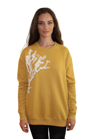 JOSHUA TREE PRINT Full Length Crew Neck-Wholesale
