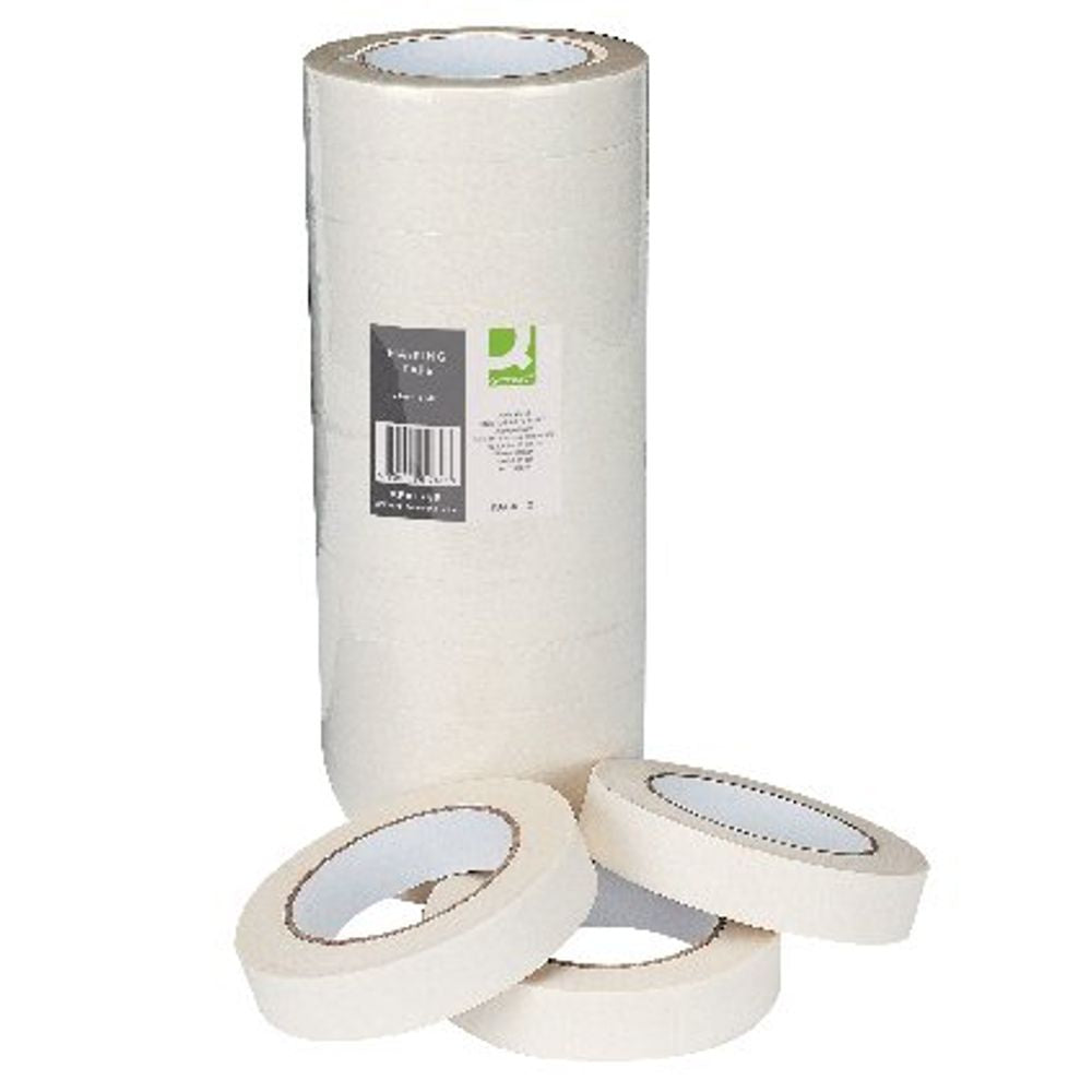 Q Connect Masking Tape 24mmx50m