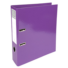 Load image into Gallery viewer, Iderama PremTouch Lever Arch File, 2rings, A4, 70mm spine