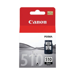 Canon Inkjet Cartridge Pg-510 Black