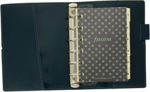 Load image into Gallery viewer, Filofax Diary Pocket - Domino Patent -Pine/Spot
