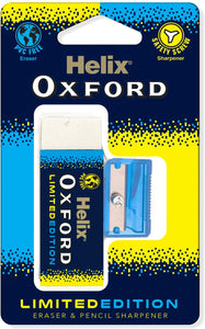 Oxford Clash Eraser & PS Blue