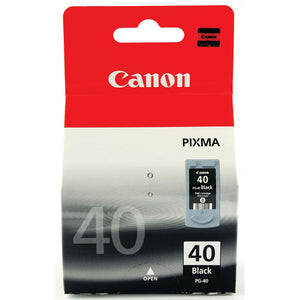 Canon Inkjet Cartridge Pg-40 Black
