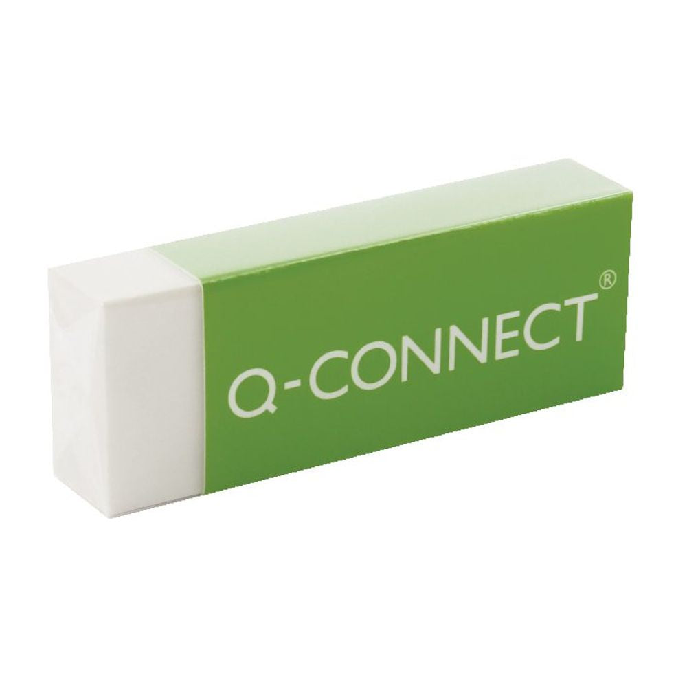 Q connect White Eraser