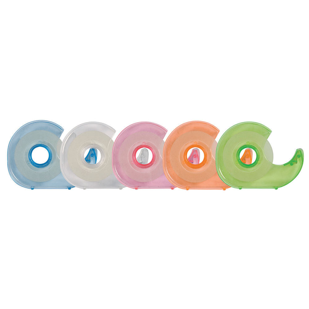 Q Connect Adhesive Tape 19mm x 33m with Dispenser