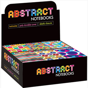 Abstract Notebook A7 Eband