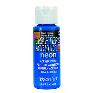 Deco Art Crafters Acrylic Paint Neon 59ml