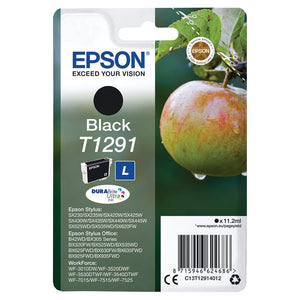 Epson T1291 Black Inkjet Cartridge