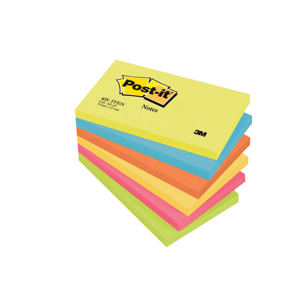 Post-It Notes Energy - 76 x 127