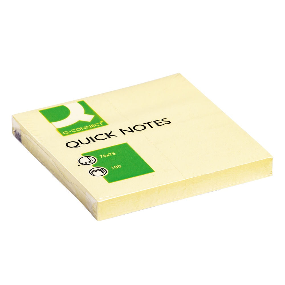 Q Connect Quick Notes 76 x76mm