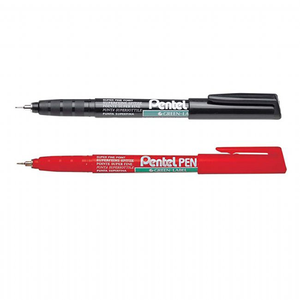 Pentel Fine Point Marker - Green Label Low Odour