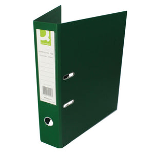 Q Connect L/Arch File Foolscap Polypropylene