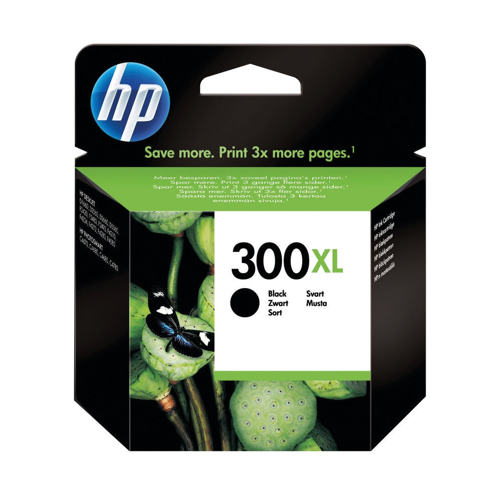 HP 300xl Ink Cartridge Black