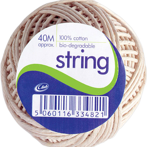 Thick Bio-Degradable String 40M