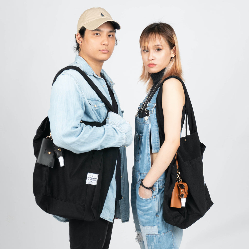 Traverse: Corduroy Tote Bag (Limited Stocks)