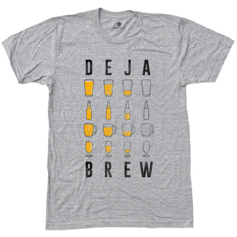 Deja Brew - Heather Grey