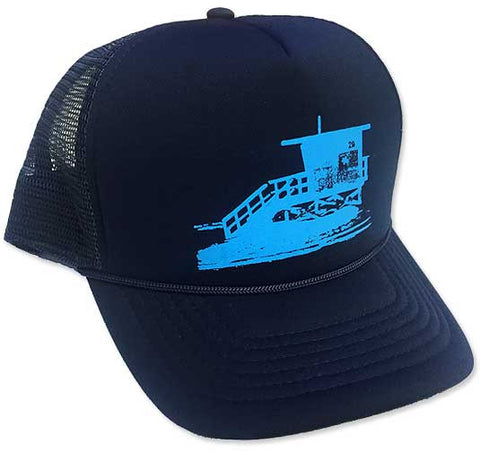 Tower 20 Trucker Hat - Navy