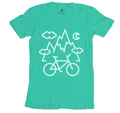 Mountain Bike Womens - Mint