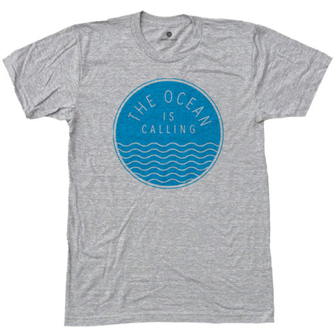 The Ocean Is Calling - Heather Grey